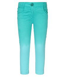 612 League Green Jeans