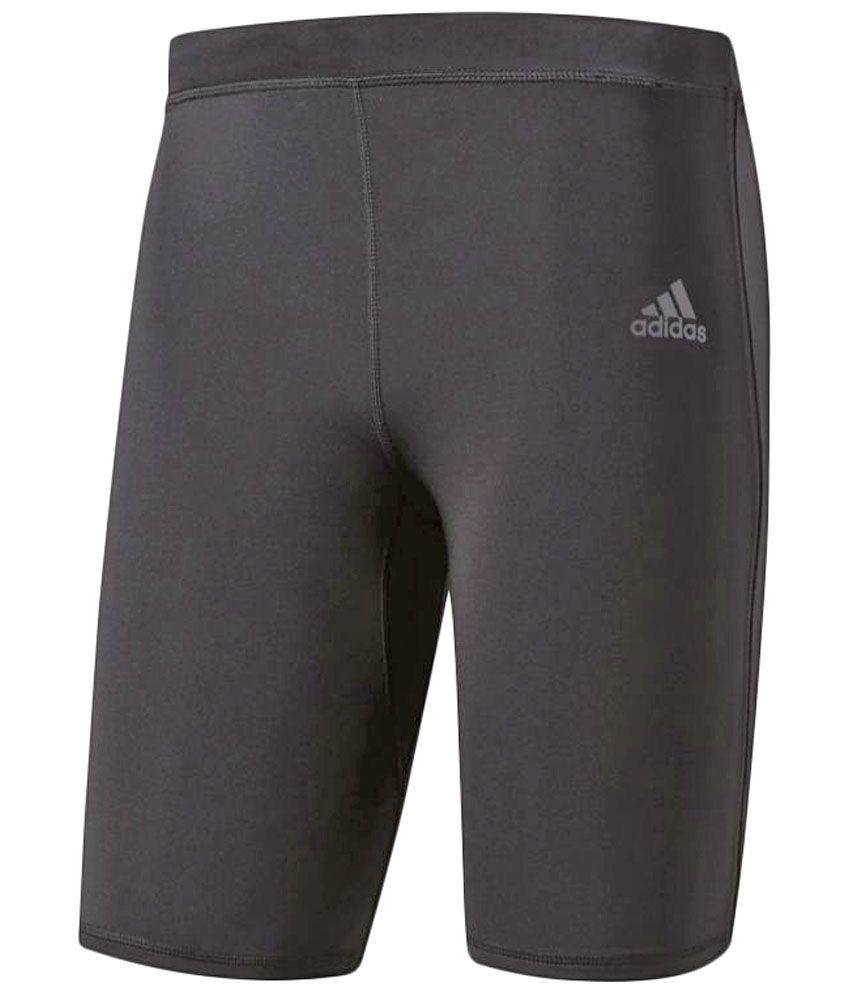 Adidas Performance Black Running Shorts