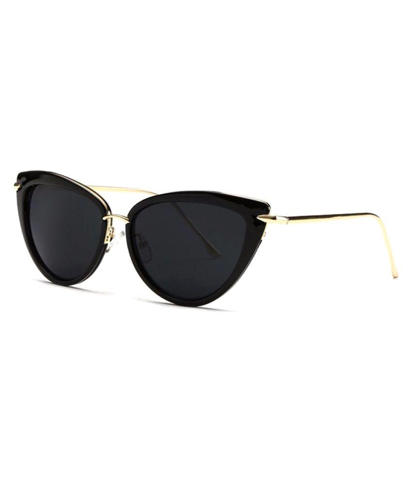 Mark Miller - Black Cat Eye Sunglasses ( 4000gb )