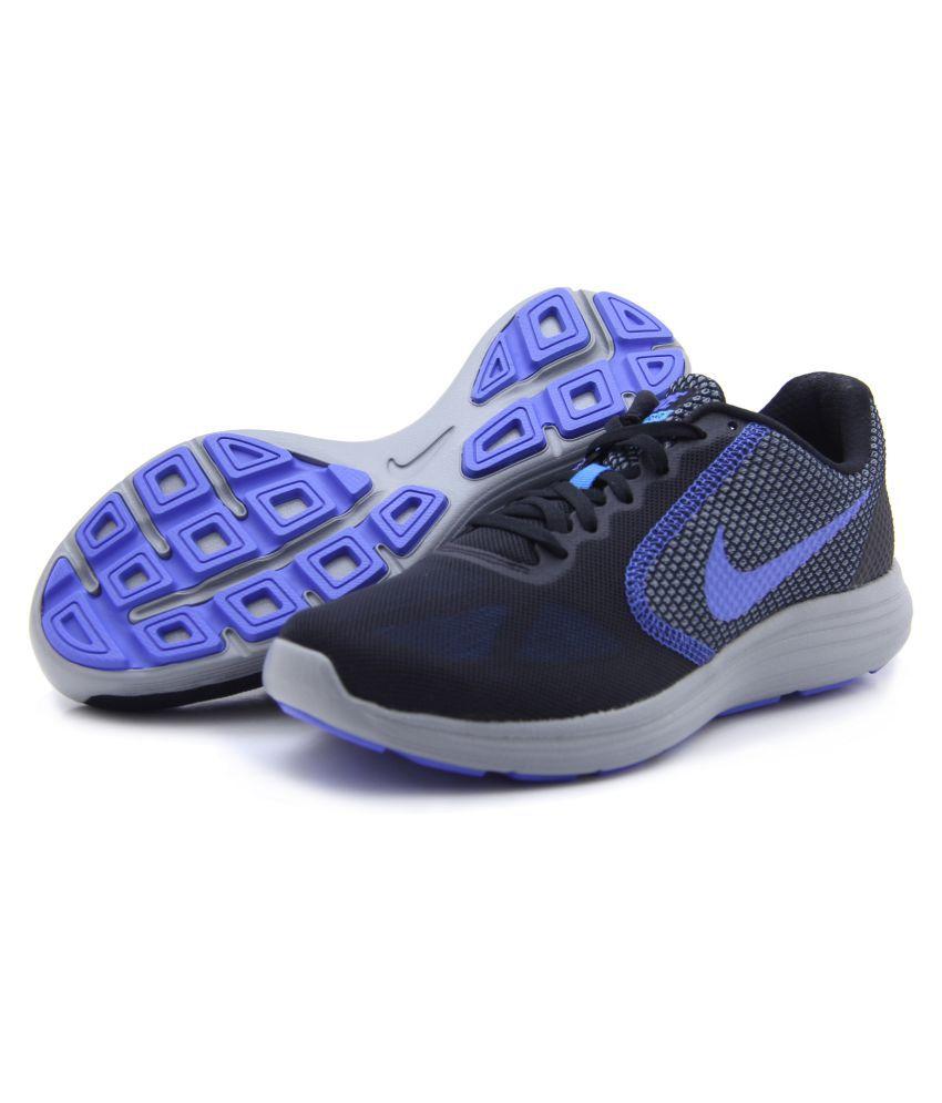 35c57184c46 Nike Revolution 3 Multi Color Running Shoes - Buy Nike Revolution 3 ...