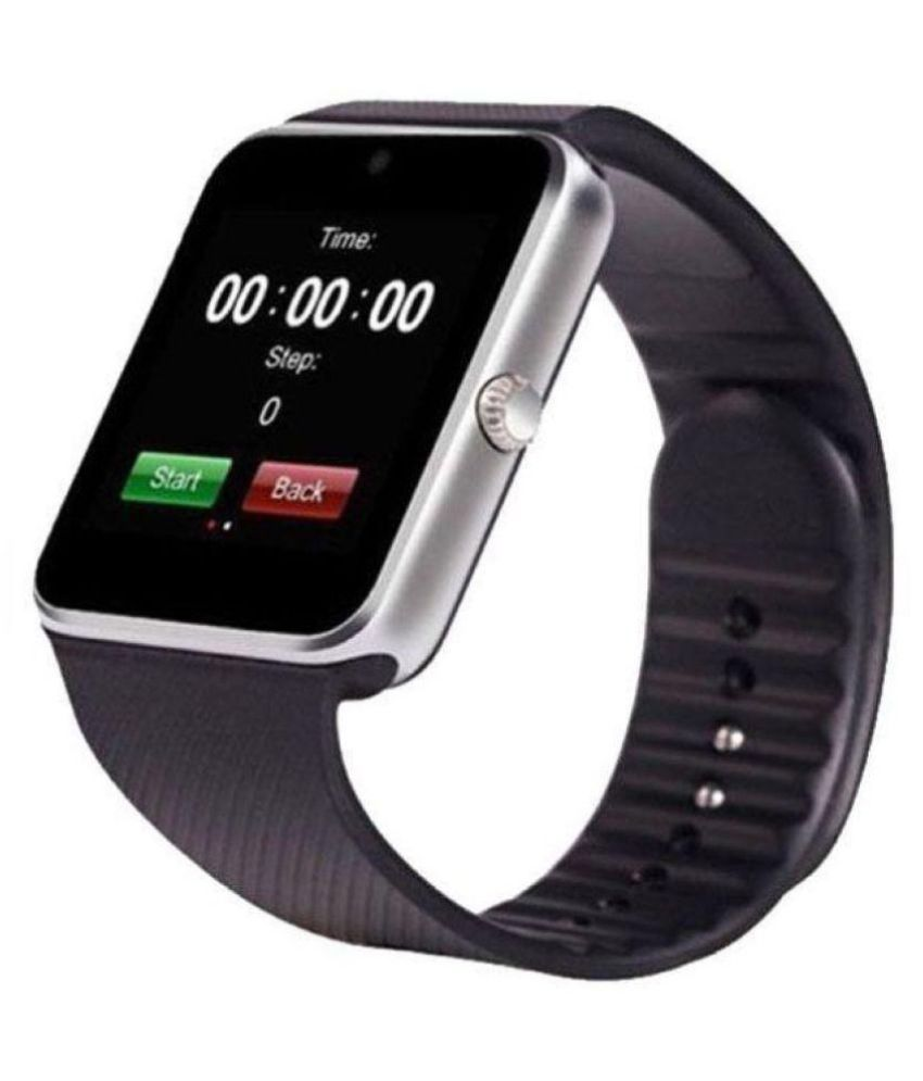 Wearable Smartwatches Online At: YSB GT08 Smart Watches Black