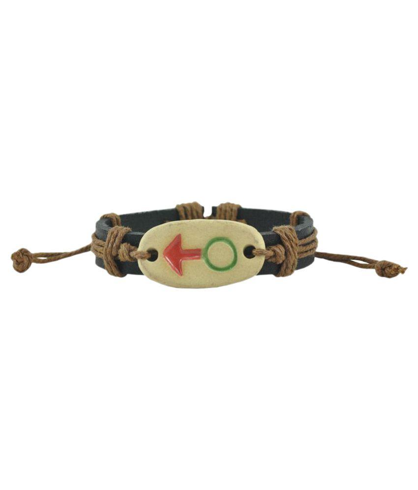 Alpha Man Multicolor Bracelet