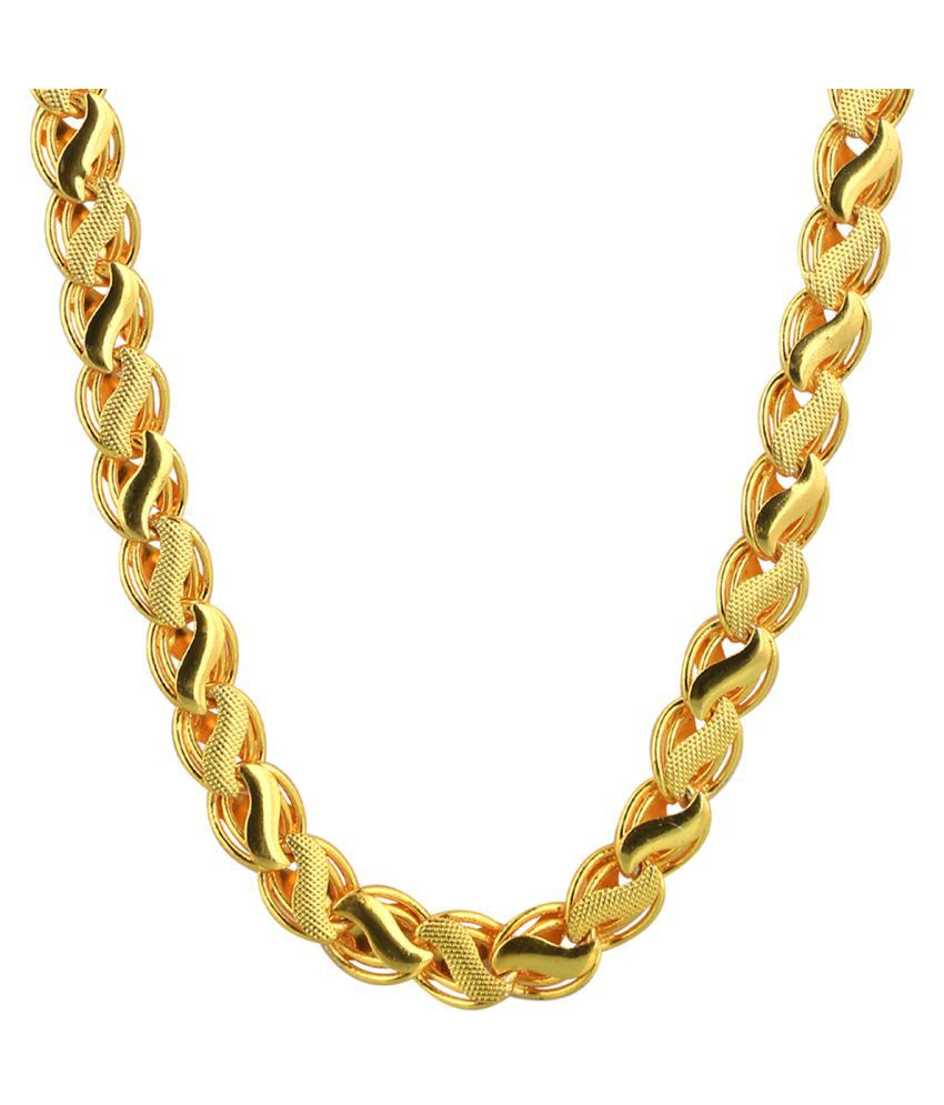 Glory Jewels Golden Chain Buy Online At Low Price In