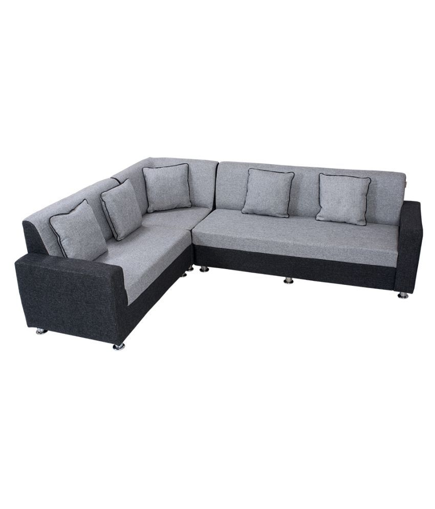 L Shape Sofa Set Manufacturers Suppliers Of L Shape Sofa  : Bharat Lifestyle Cosmo Plus Fabric SDL365728333 1 e335b from thesofa.droogkast.com size 850 x 995 jpeg 48kB