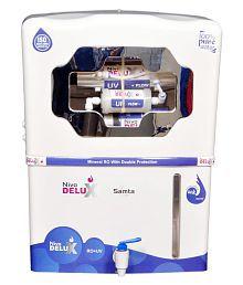 Samta NIVA DELUX RO+UV+UF 12 Ltr RO Water Purifier