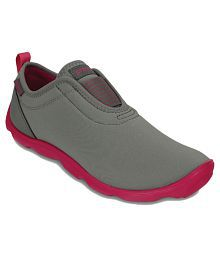 Crocs Gray Casual Shoes Standard Fit
