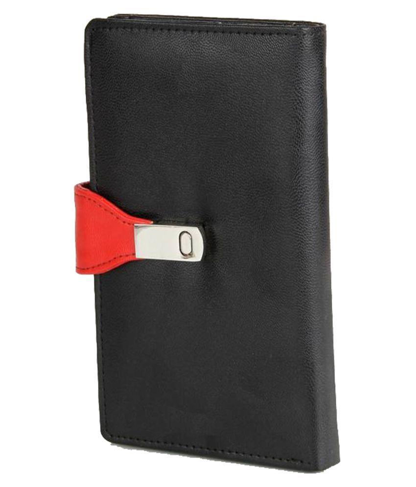 Kandel London Black Wallet