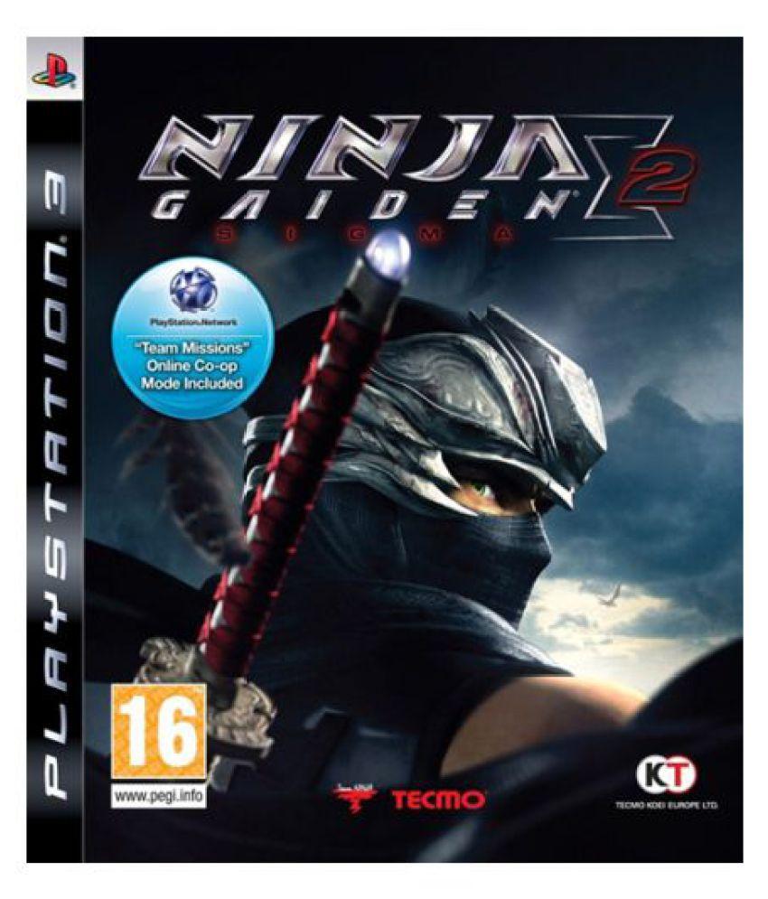 Buy Ninja Gaiden Sigma 2 Ps3 Online At Best Price In India