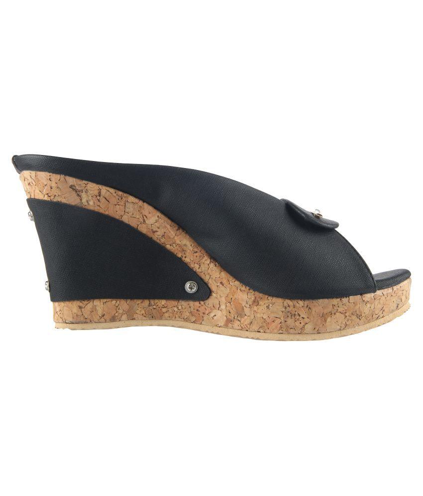 pranisha footwear Beige Wedges Heels tumblr cheap online cheap price for sale hv4vQ