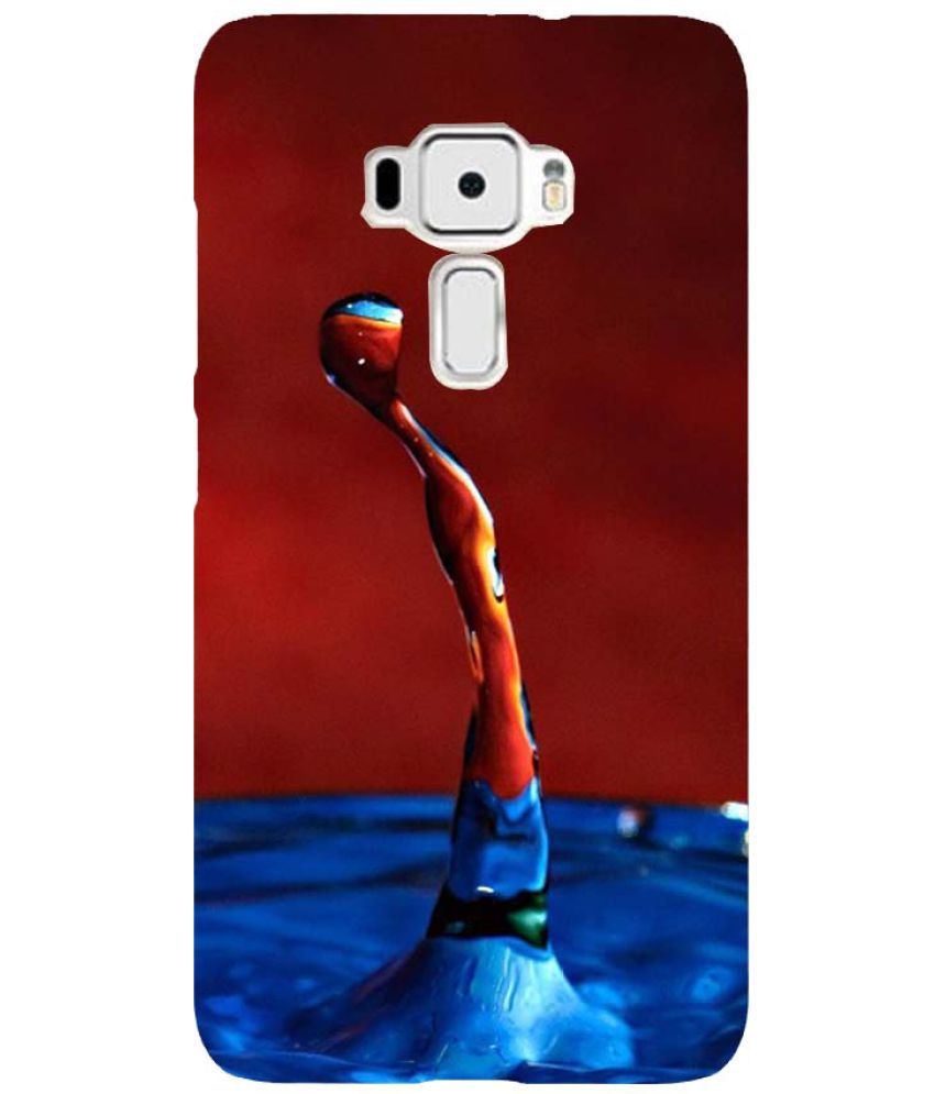 Asus Zenfone 3 Ze520kl-1a035in Printed Cover By PrintVisa