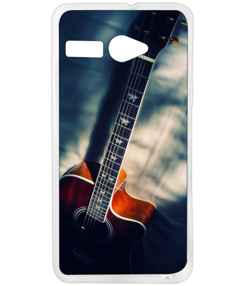 Lava Iris Atom X Printed Cover By instyler