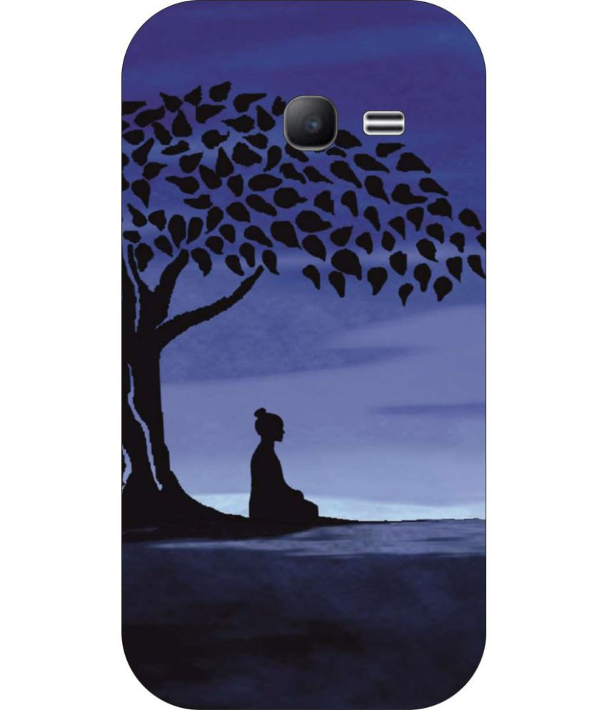 Samsung Galaxy Star Pro Printed Cover By Go Hooked
