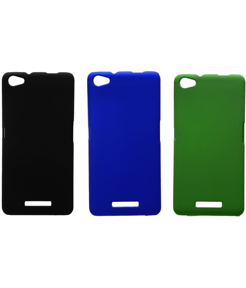 Micromax Canvas Hue 2 Cover by Toppings - Multi