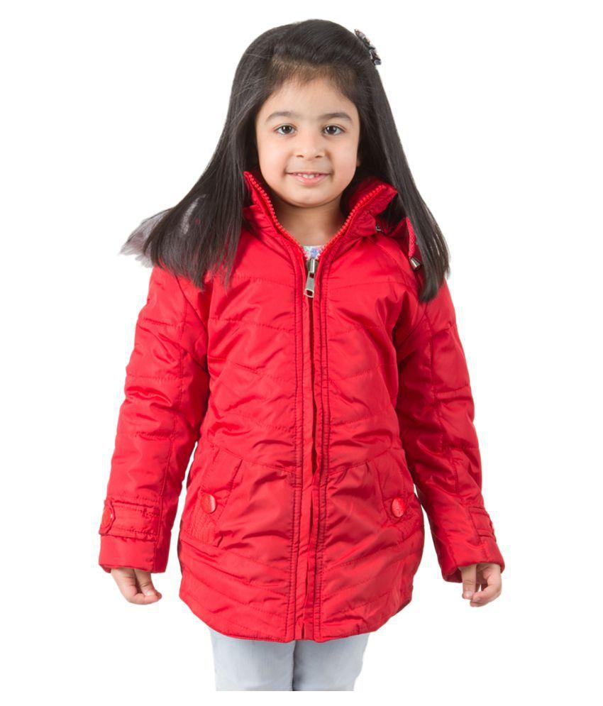 Burdy Red Jacket