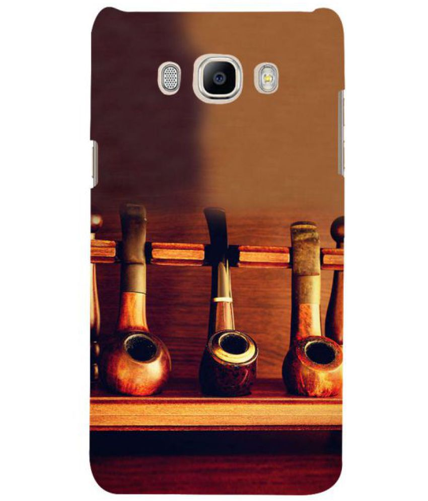 Samsung Galaxy On8 3D Back Covers By Fuson