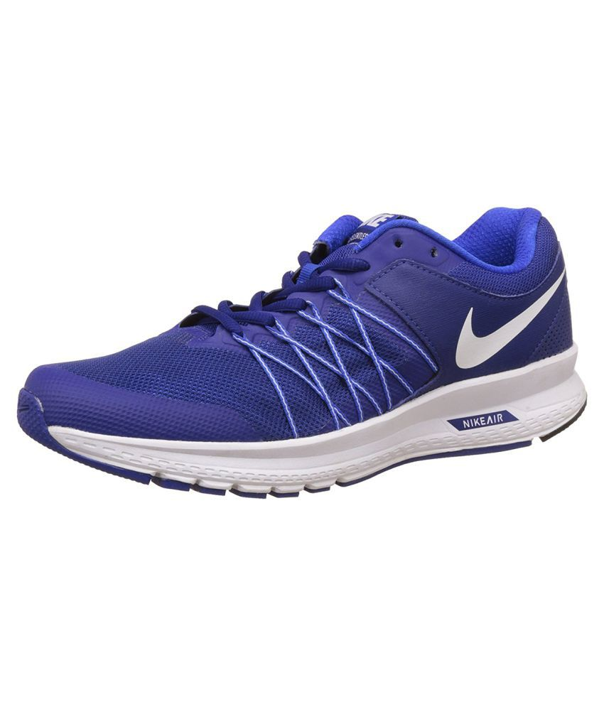 e1ae6c34b3e Nike Air Relentless 6 MSL Running Shoes Blue - Buy Nike Air Relentless 6  MSL Running Shoes Blue Online at Best Prices in India on Snapdeal