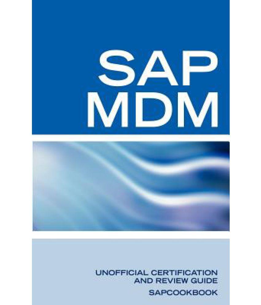 Sap Netweaver Mdm Master Data Management Certification Sap Mdm Faq