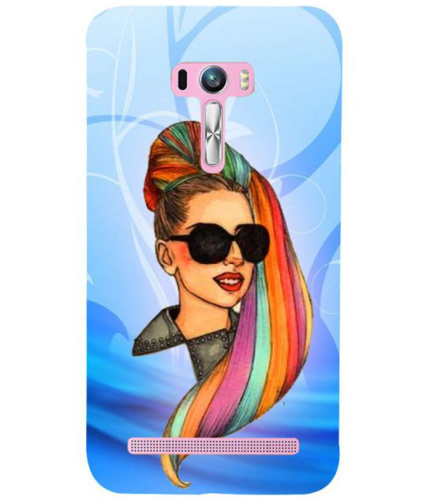Asus Zenfone Selfie 3D Back Covers By Fuson