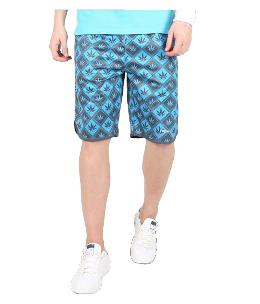 Yogue Blue Crossfit Shorts
