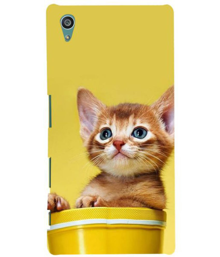 Sony Xperia Z5 3D Back Covers By Fuson