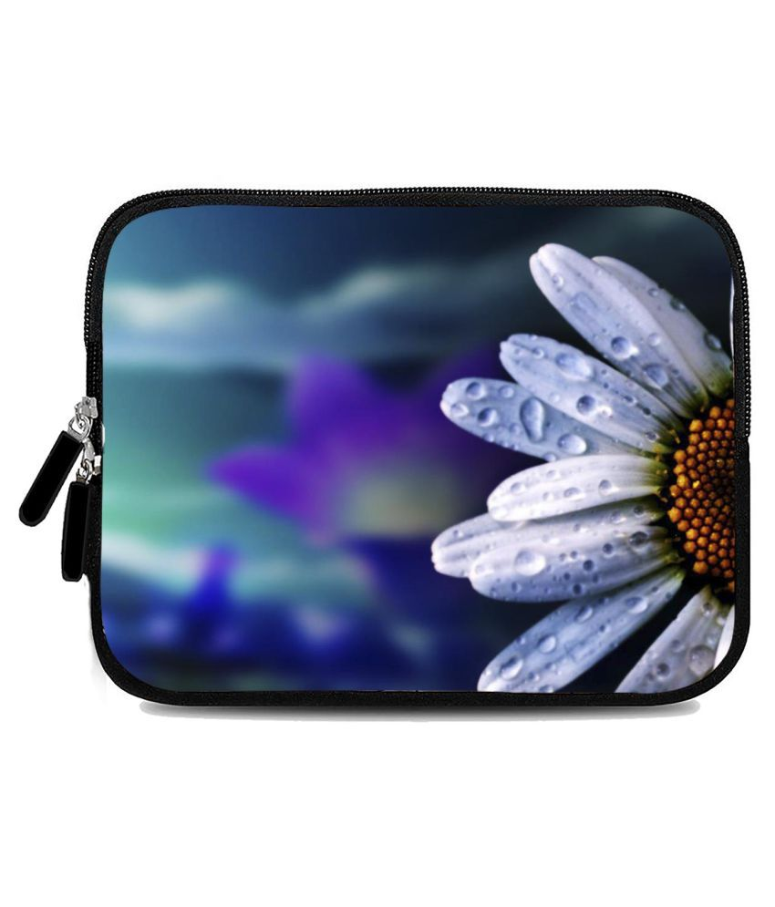 Micromax Canvas Tab P701 Tablet Sleeve By Zapcase Multi Color