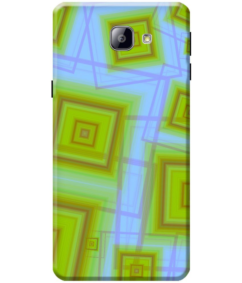 Samsung Galaxy A9 Printed Cover By KanvasCases