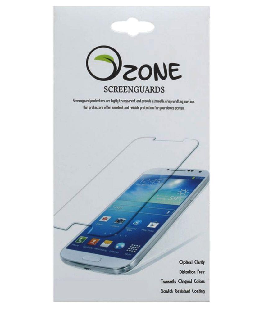 Intex Aqua Super 4G Tempered Glass Screen Guard By Ozone
