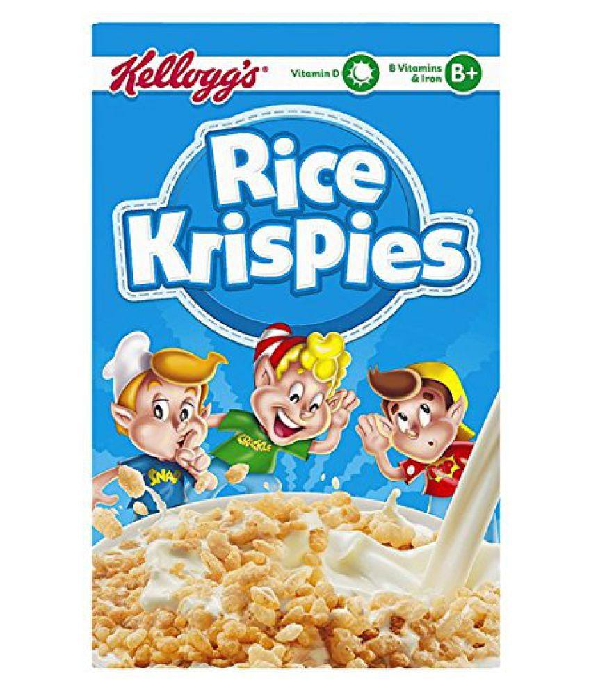 Rice Krispies: Kellogg's Rice Krispies Rice Flakes 510 Gm: Buy Kellogg's