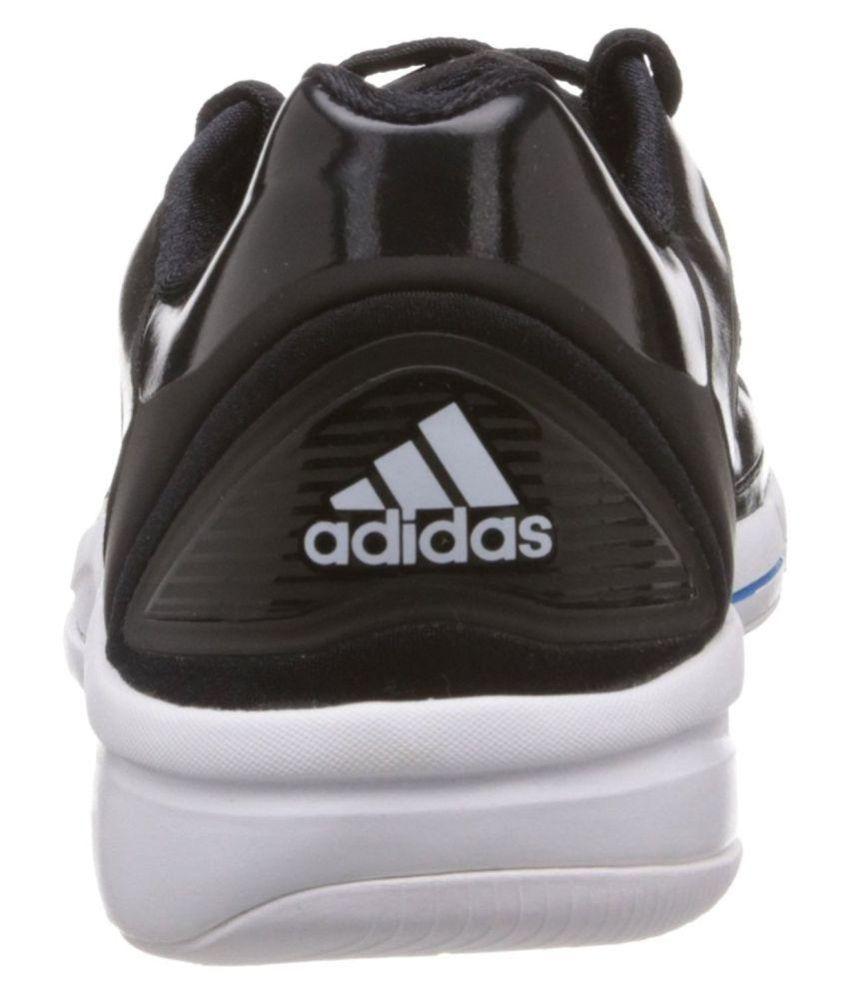 buy popular 13616 1d900 ... Adidas Adipure 360.2 M Sport Multisport Training Shoes Black Training  Shoes ...