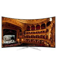 VU TL55C1CUS 139.7 cm ( 55 ) Smart Ultra HD (4K) Curved LED Television