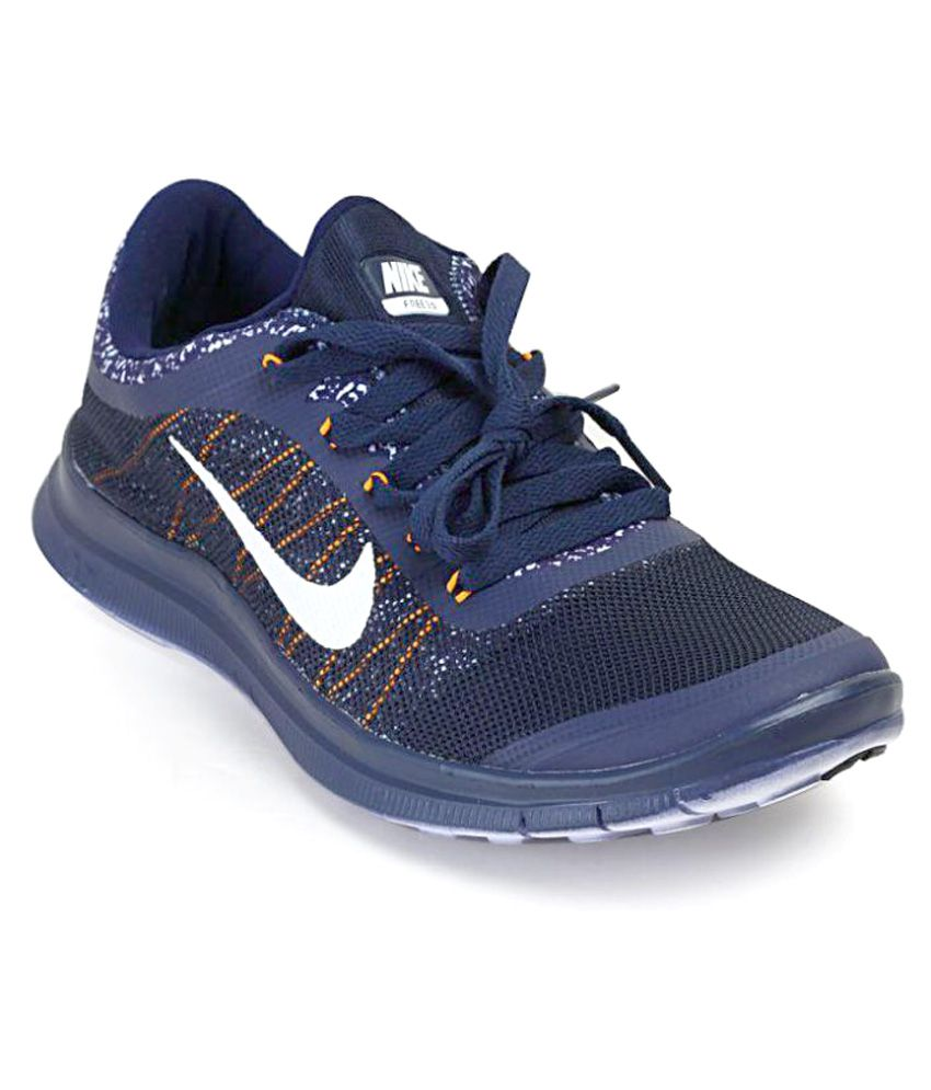 d13ed1459d60 Nike Free Run 3.0 Navy Running Shoes - Buy Nike Free Run 3.0 Navy Running  Shoes Online at Best Prices in India on Snapdeal