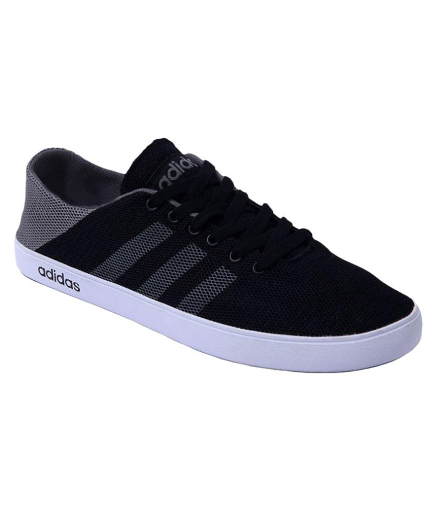 Adidas Neo Black Casual Shoes ...