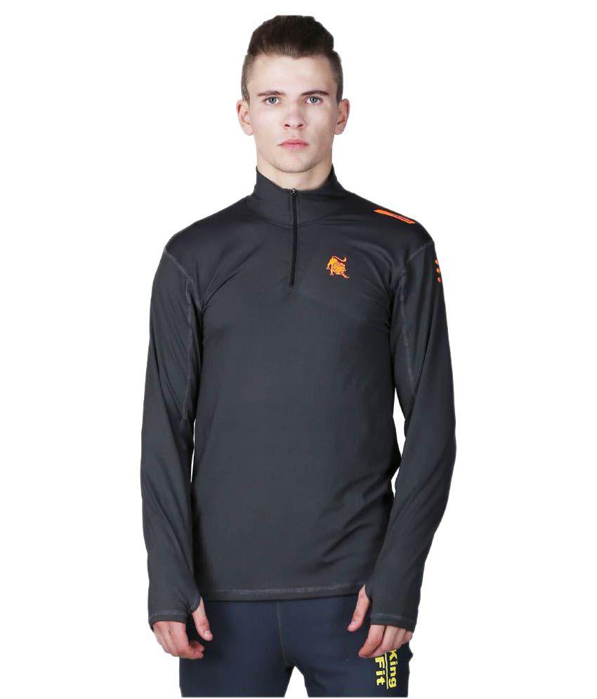 L'appel Du Vide Grey Polyester T-Shirt Single Pack