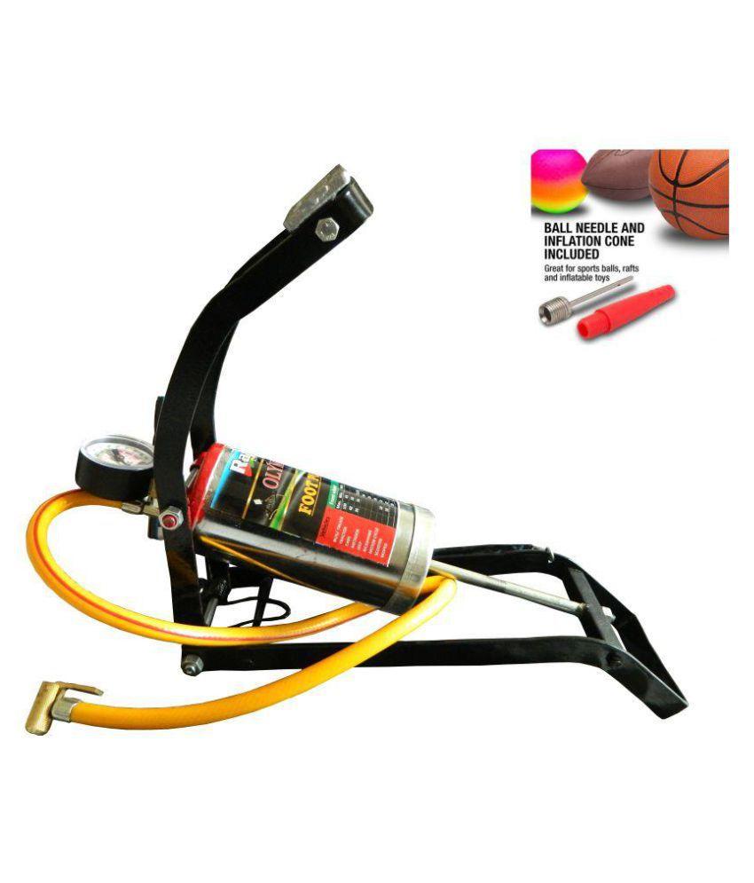 Raj Olympus Multipurpose Air Pump For Car Bike Bicycle
