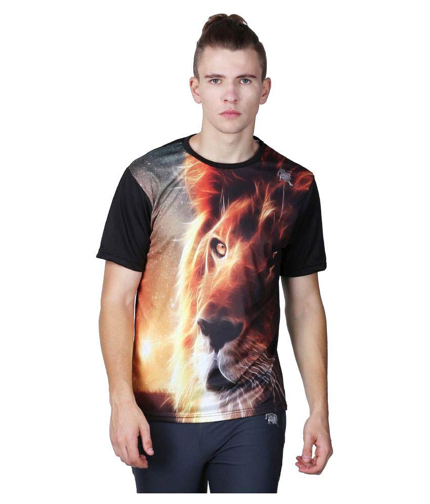 L'appel Du Vide Multi Polyester T-Shirt Single Pack