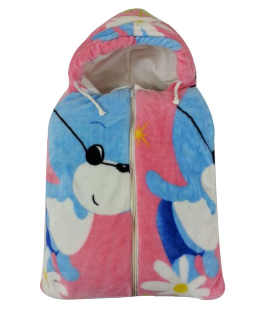 Aaaao Baby Multicolor Cotton Sleeping Bag