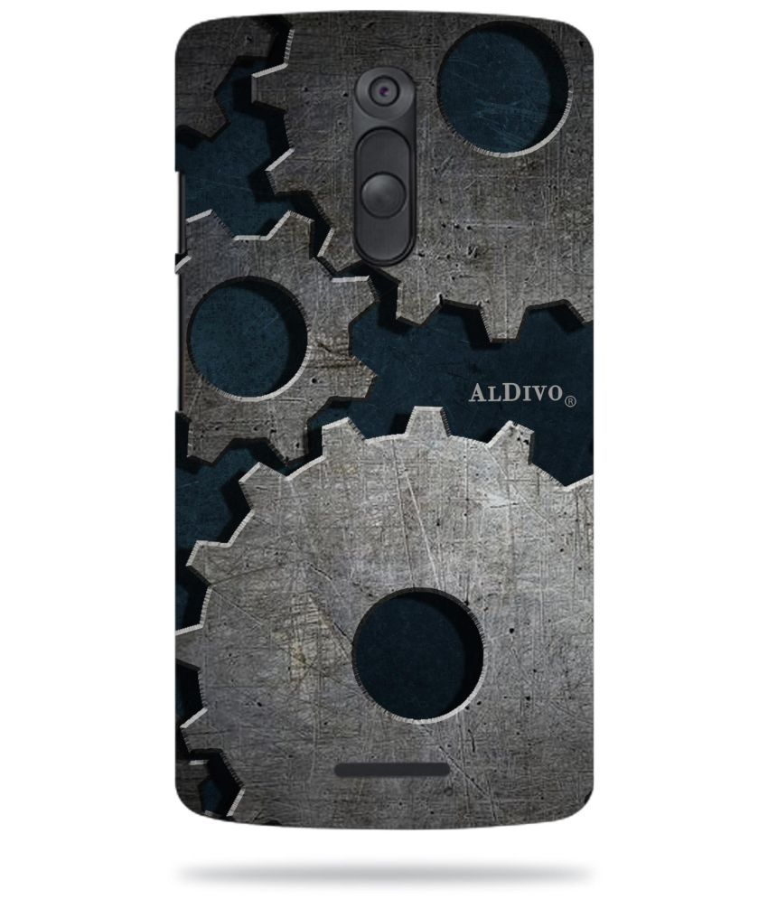 Moto X3 Printed Cover By ALDIVO