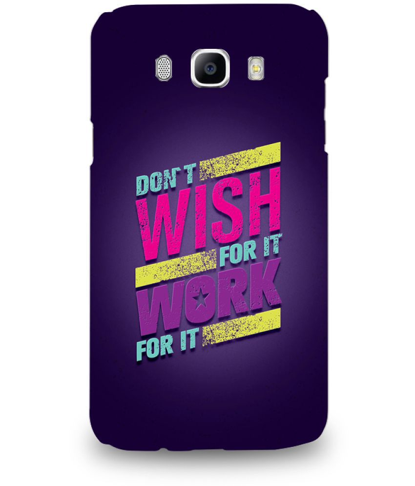 Samsung Galaxy J5 (2016) 3D Back Covers By Empression