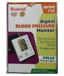 Diamond BPDG124 DIGITAL B.P. MONITOR BPDG124