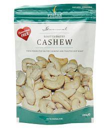 Rostaa Roasted Salted  Salted Cashew Nut (Kaju) Cashew 200 Gm
