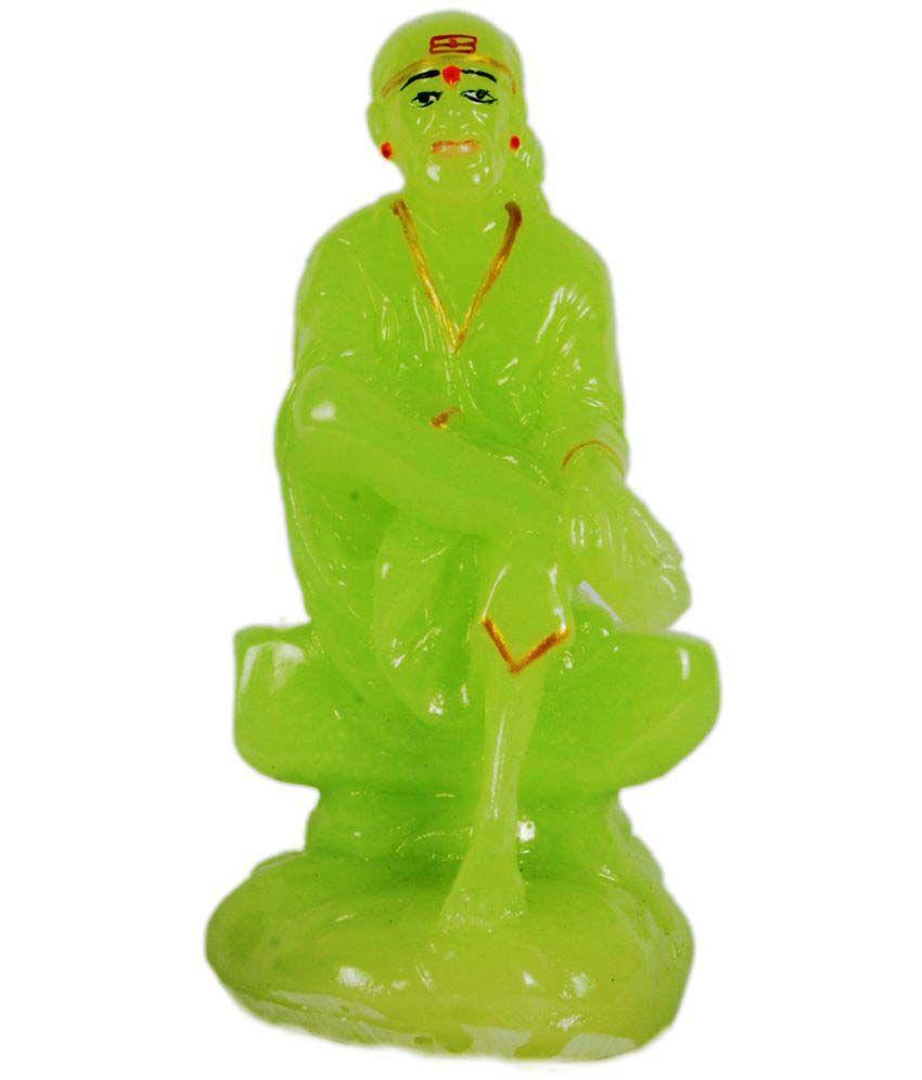 Sigaram Sai Baba Marble Idol