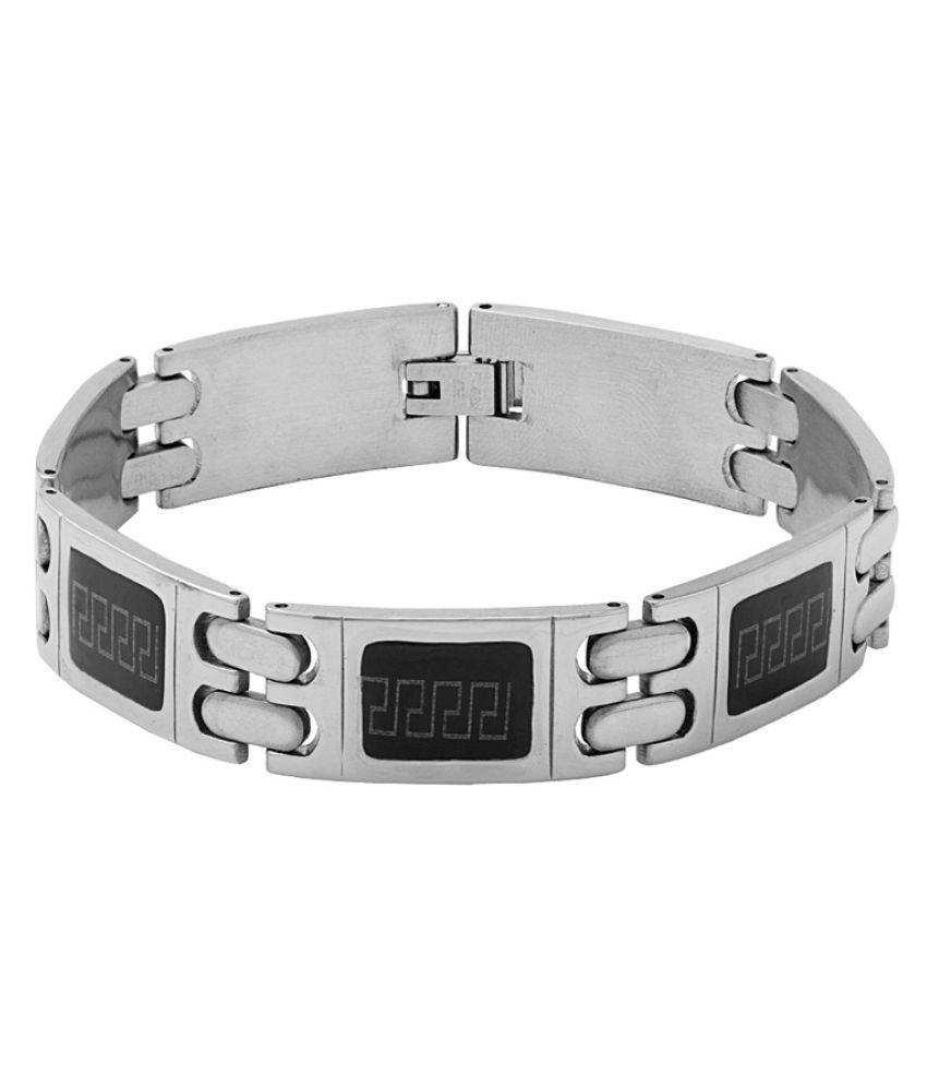 Dare Silver Bracelet