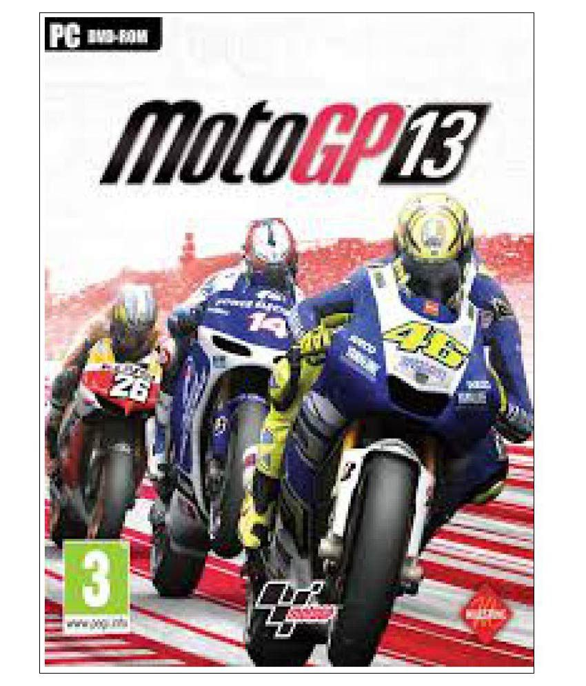 Buy Moto Gp 13 Pc Game Online At Best Price In India Snapdeal
