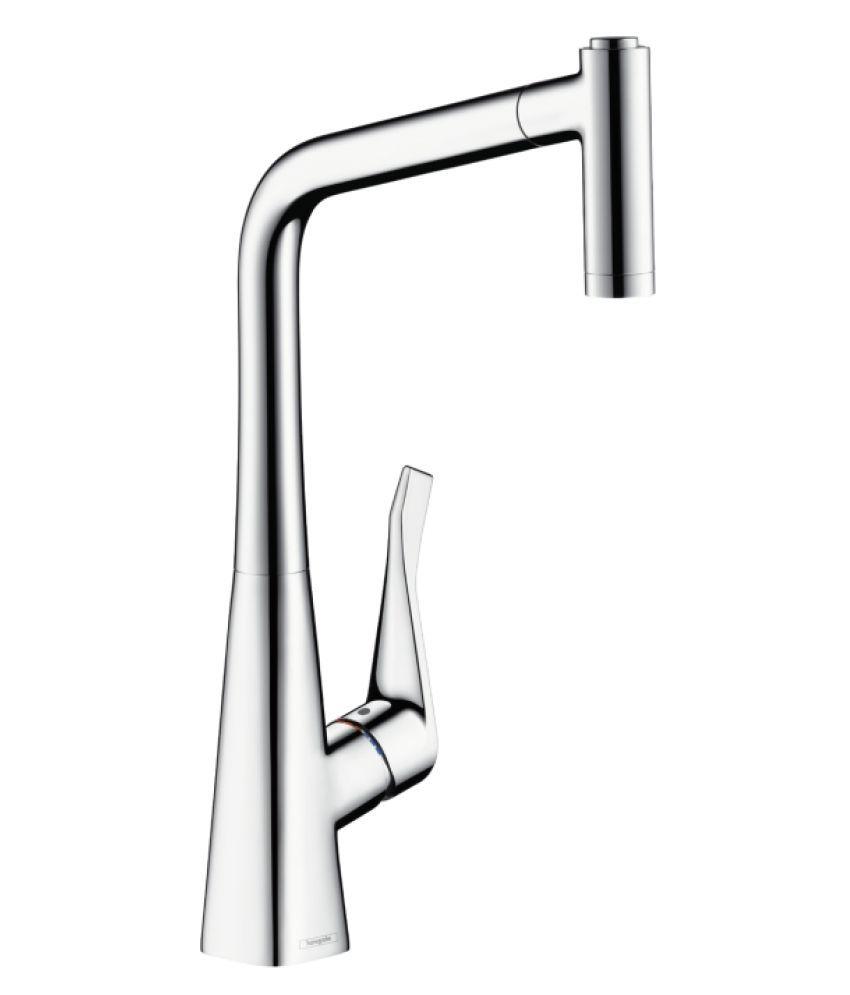 Buy Hansgrohe Metris Brass Kitchen Water Mixers 14820000 Online at ...