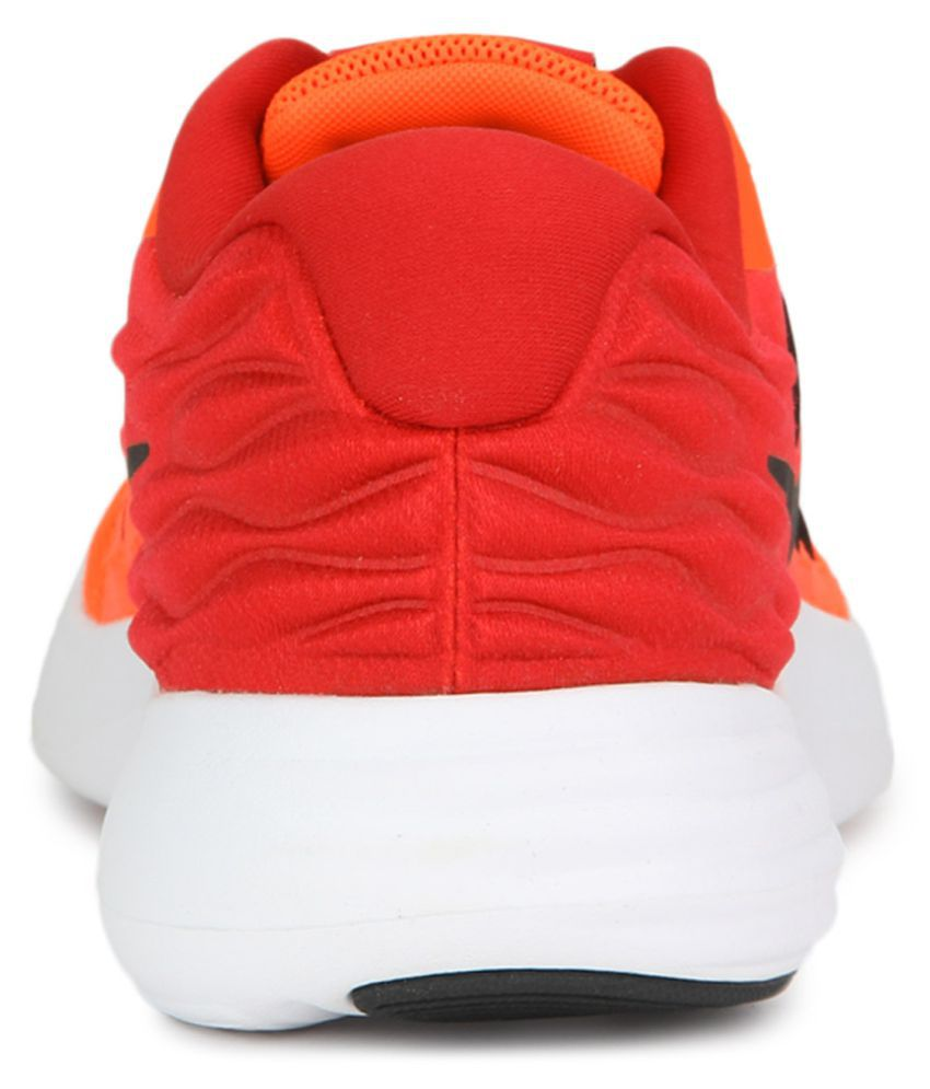 Nike Lunarstelos Orange Running Shoes - Buy Nike Lunarstelos Orange ... 2353db600c