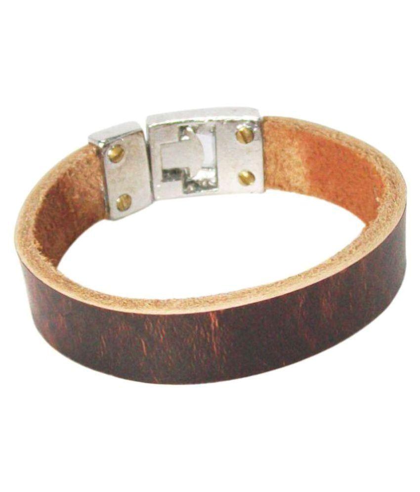 Sakhi Styles Brown Bracelet