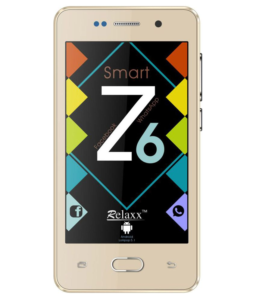 RELAXX Z6 4GB Gold