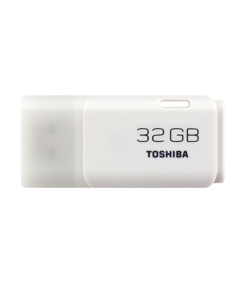 c0c0fdbaa79 Toshiba Hayabusa 32GB Pen Drive (White) - Buy Toshiba Hayabusa 32GB Pen  Drive (White) Online at Best Prices in India on Snapdeal
