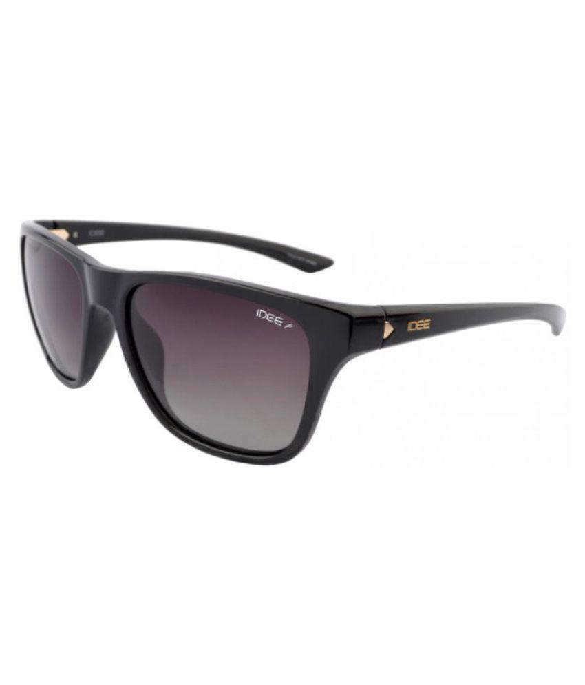 all black wayfarer sunglasses  Idee Black Wayfarer Sunglasses ( S2126 C1P ) - Buy Idee Black ...