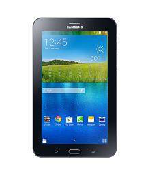 Samsung Galaxy Tab 3V (3G+ Wifi, Calling, Ebony Black)